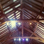 Gaming hall's roof